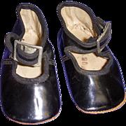 Vintage Large Doll Shoes