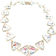 Vintage Kenneth Lane Rhinestone Necklace