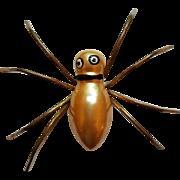 Big Bad Spider Pin