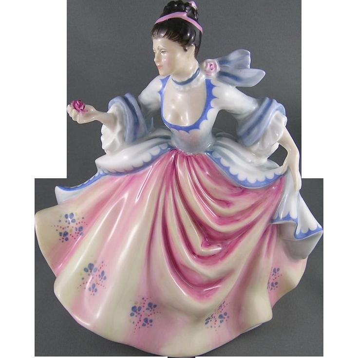 Royal Doulton Rebecca, Style One, HN 2805