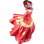 Royal Doulton Figurine HN 1849 Top o' the Hill