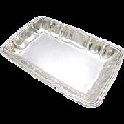 Eichler Berlin 800 Silver Bread Tray