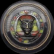 Vintage Art Deco Egyptian Revival Bakelite Brooch