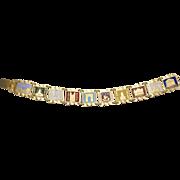 Vintage Souvenir Bracelet from Paris