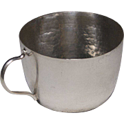 Charming Sterling Silver Baby Cups from Burma