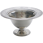 Sterling Silver Serving Dish by Webster Co.