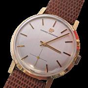 Vintage Girard Perregaux 18K Rose Gold Watch (Unisex)