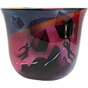 Surreal Kosta Boda - Vallien Swedish Art Glass