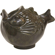 Just Anderson Art Deco Disco Fish Vase