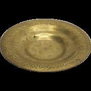 Art Nouveau Tiffany Doré 18KT Gold Plate
