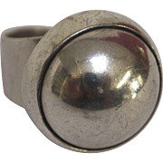 925 Mexican Taxco Silver Ring