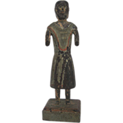 Wooden Saint, Santo Sculpture