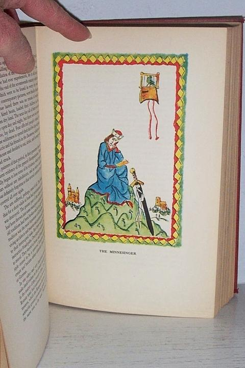The Arts 1939 Out-Of-Print Lush Illustrations