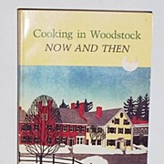 Cooking In Woodstock Cook Book 1st  edition New York
