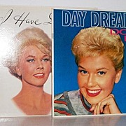 2 Doris Day Record LP's