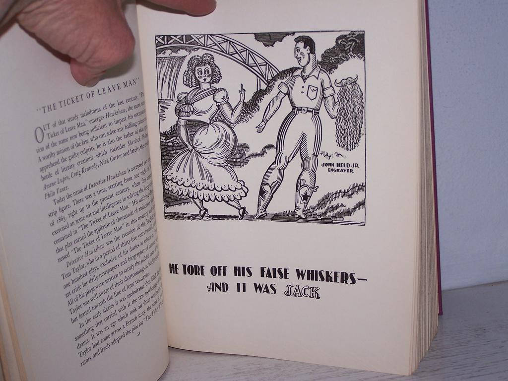 Grandfather's Follies First Edition 1934 (For Lovers of Theatre)
