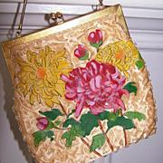Walborg Handbag Handmade & Handpainted