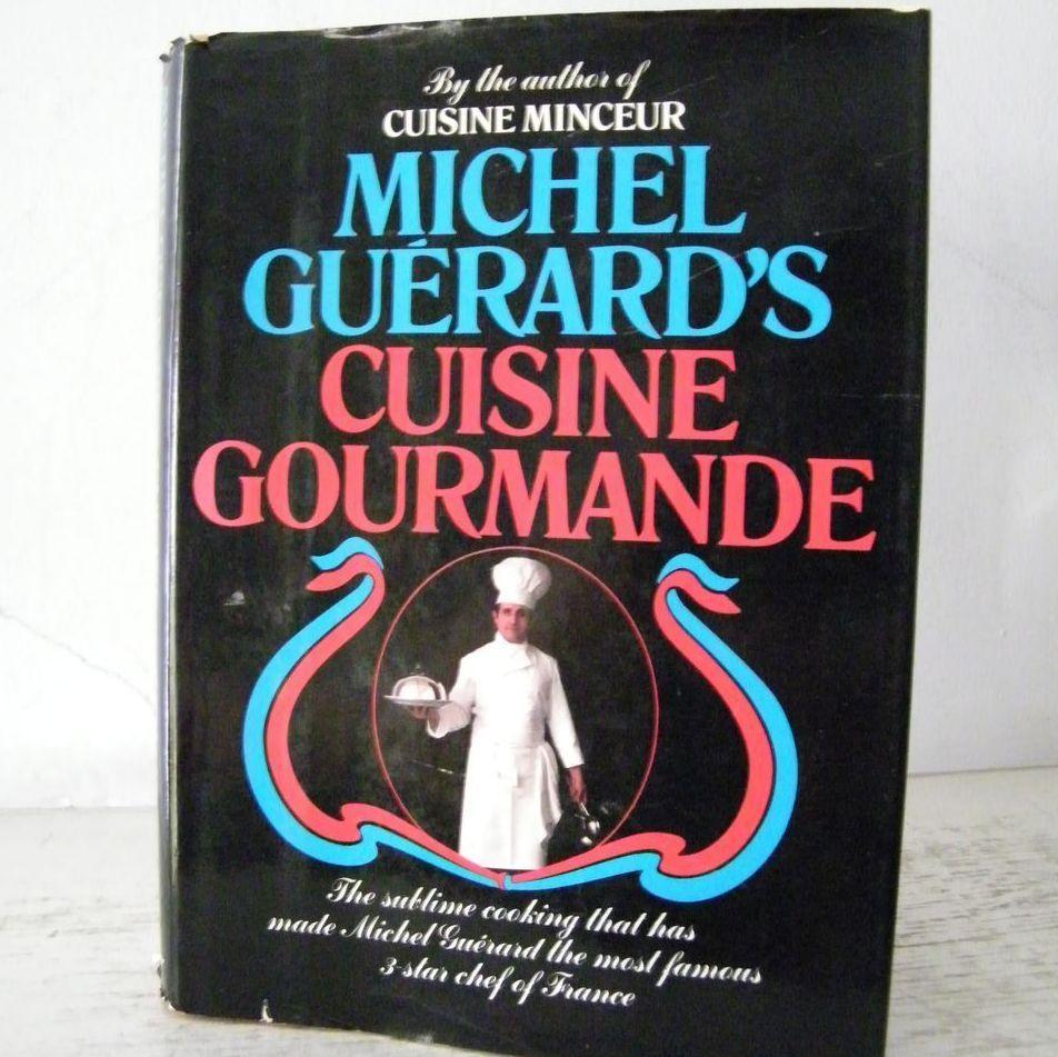 1st Edition Michel Guerard's Cuisine Gourmande 1979