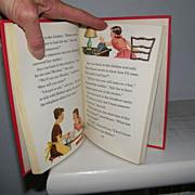 Meet Our Friends Second Grade School Reader 1954 Mint