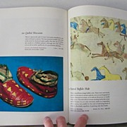 American Indian Art In North America 1961 Fabulous Color Plates!