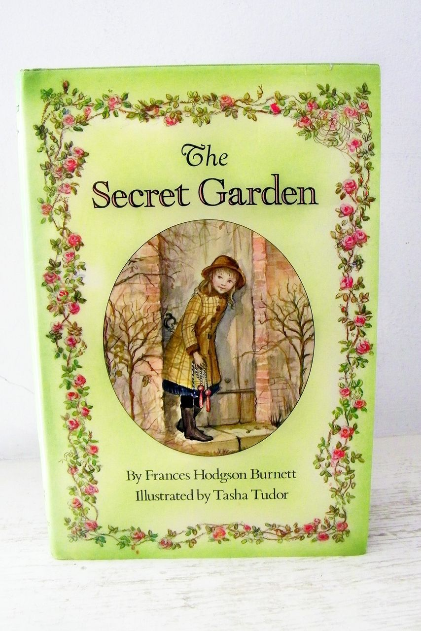 Secret Garden: The Secret Garden The Tasha Tudor Edition 1962 From