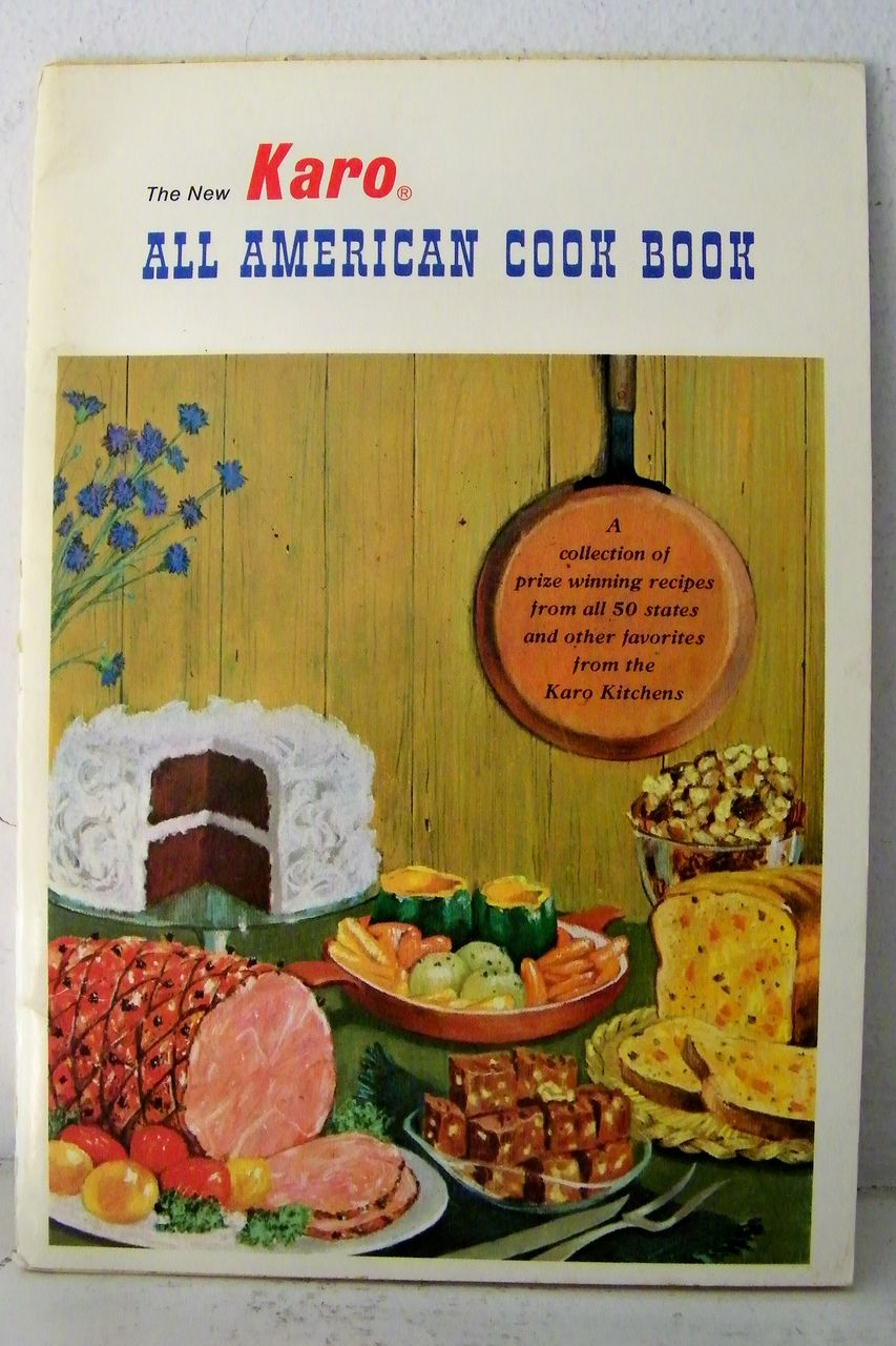 Karo Cookbook Circa 1960