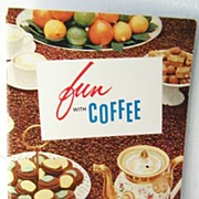 Coffee Cook Book 1st Edition 1956