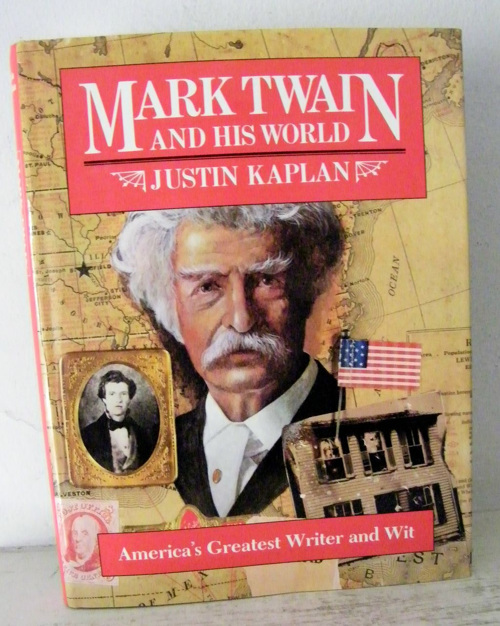 Mark Twain and His World 1st Edition Out - of  - Print