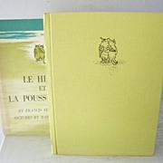 Hibou et Minou ~ The Owl & The Pussycat 1st Edition 1961