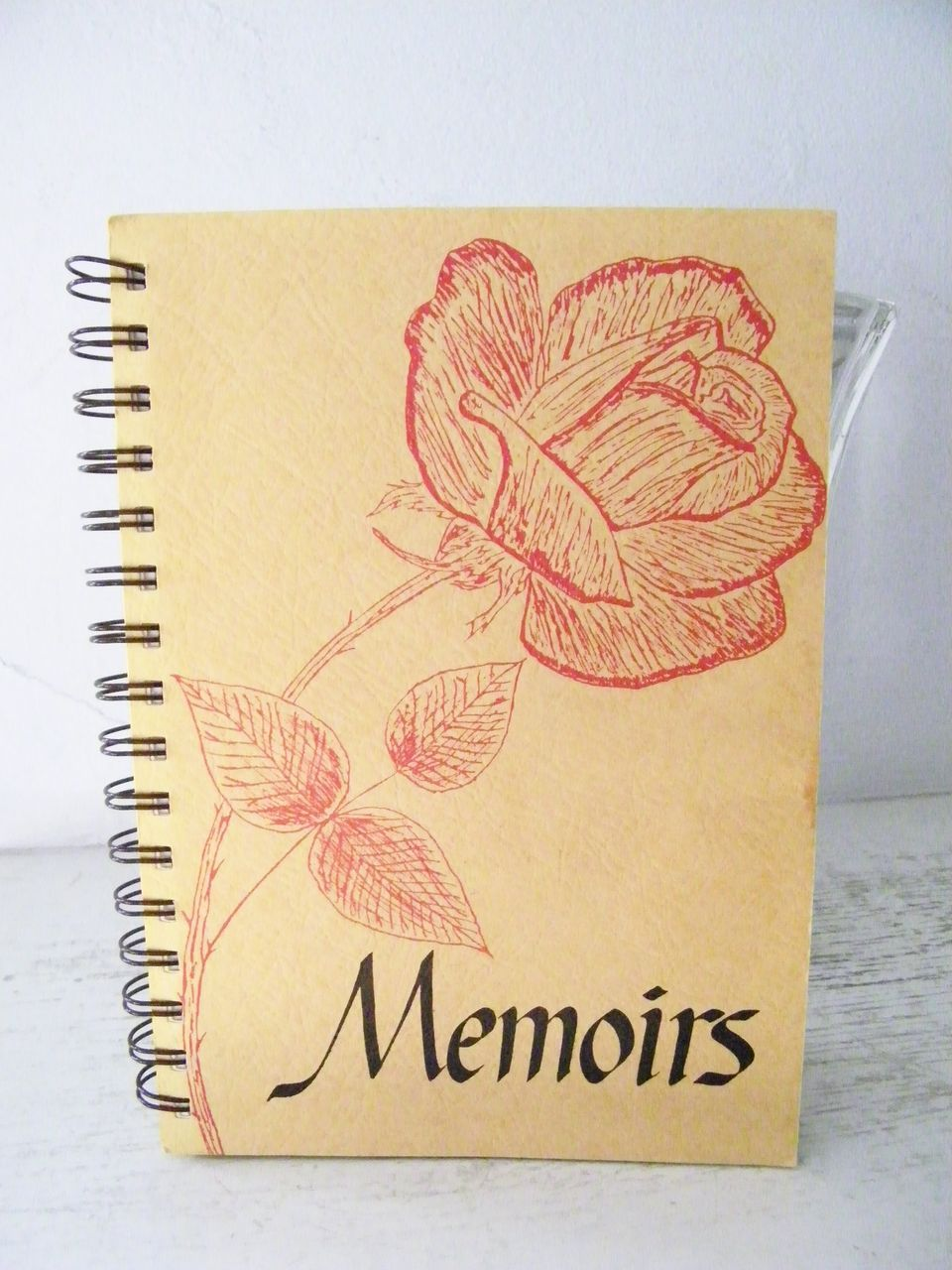 Memoirs a Memoir Book with Guidance