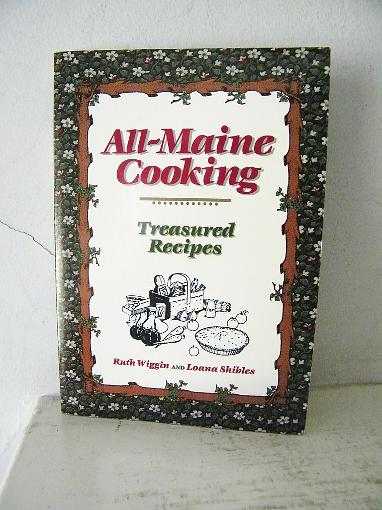 All Maine Cooking