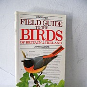 Field Guide to the Birds of Britain & Ireland