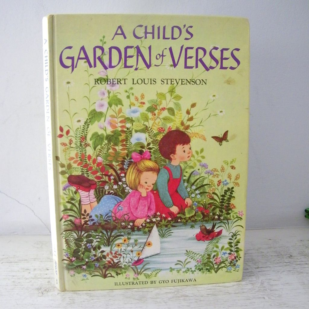 A Child's Garden of Verses, Gyo Fujikawa 1957