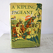 A Kipling Pageant ... best of Rudyard Kipling 936 Pages