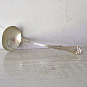 1897 Butler Bros. Silverplate Ladle  Berlin 1889