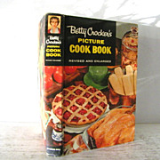 Betty Crockers classic Picture Cook Book 1956