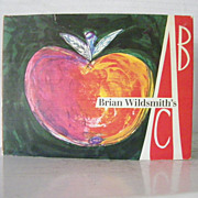 ABC by Brian Wildsmith 1st U.S. Edition 1963