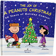 The Joy of A Peanuts Christmas 1st Edition by Charles Schulz