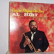 FREE Ship USA! Al Hirt Collectible LP Record