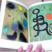 Joan Miro' Art Book