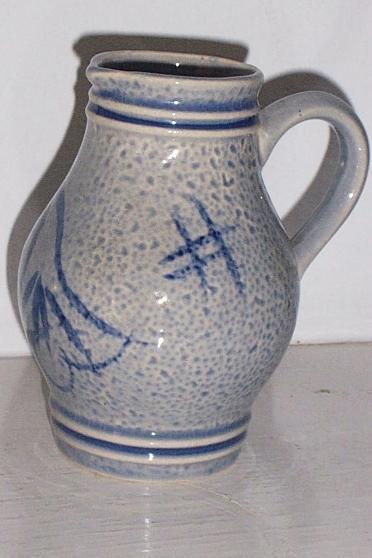 Salt Ware Glaze Stoneware Jug