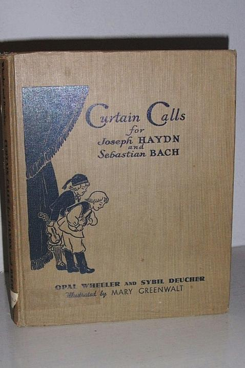 Curtain Calls for Joseph Haydn and Sebastian Bach