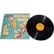 1950s Let's Have a Rhythm Band Record