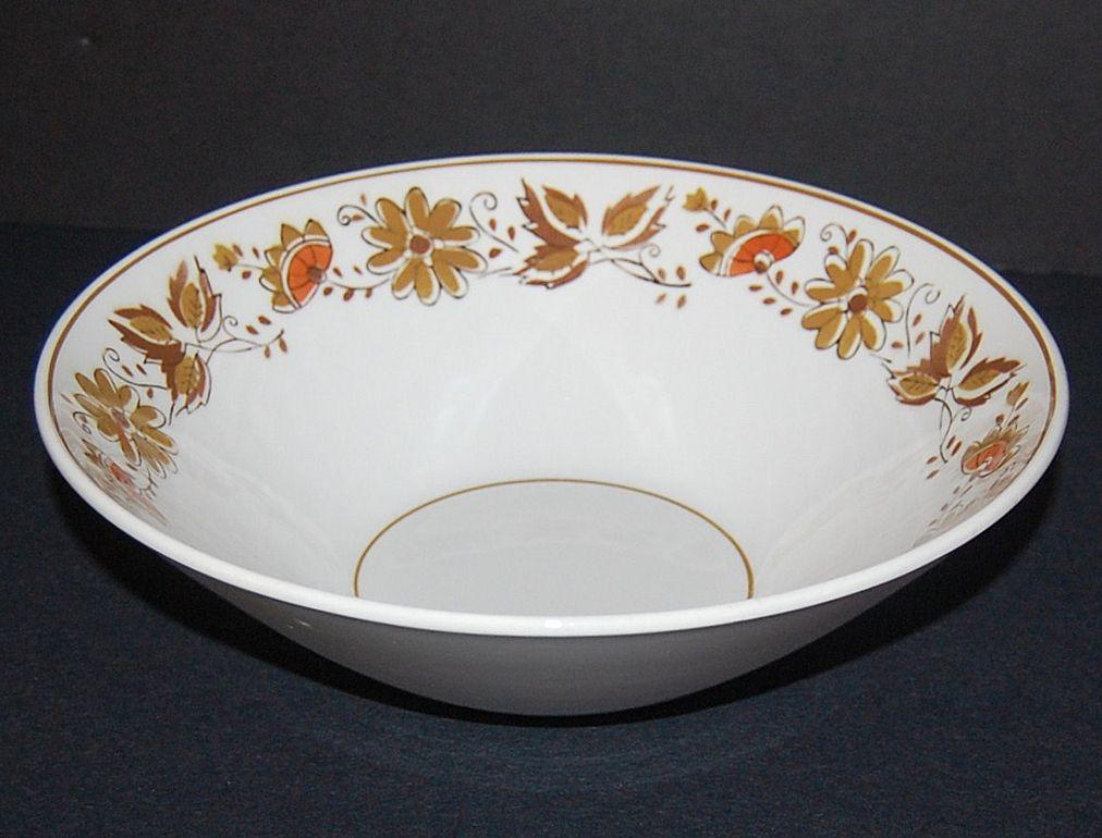 1950s Mikasa ~ Westwood Cera-Stone Vegetable Bowl
