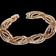 TRIFARI Polished Goldtone Oval Link Bracelet