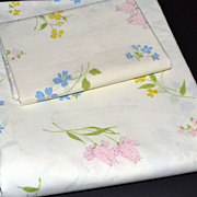 Wamsutta Ultracale ~ Double Flat Sheet & Pillowcase