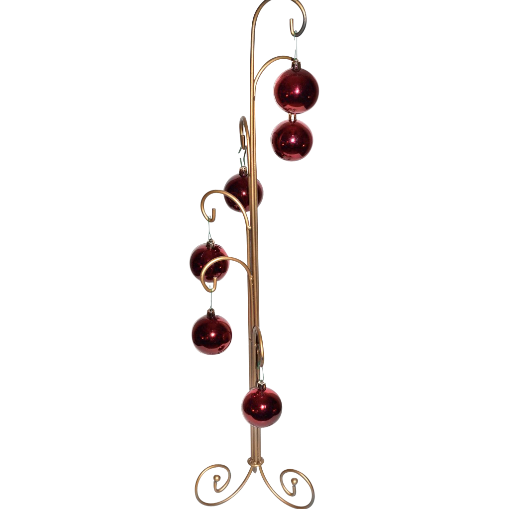 "30"" Ornament or Jewelry Hanger Display Stand"