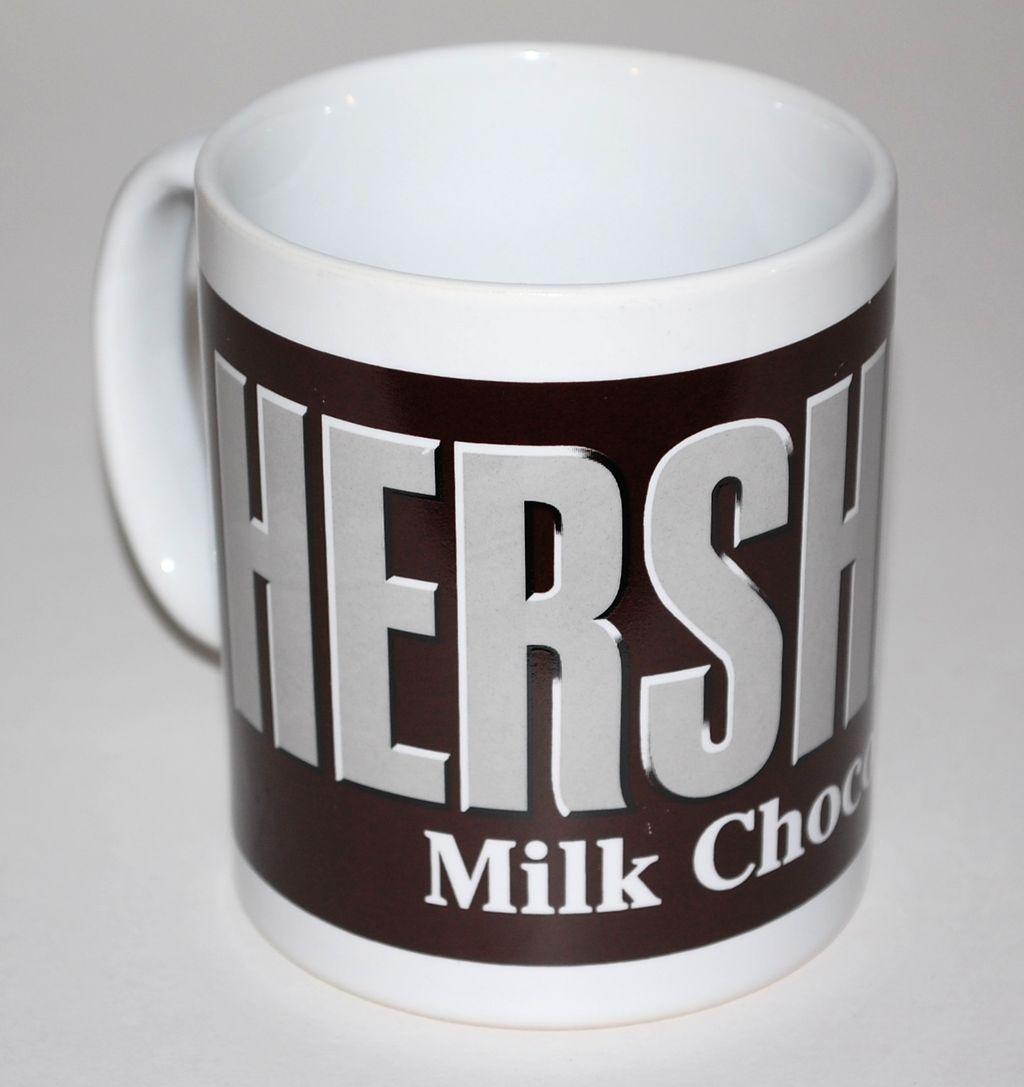 Hershey's Chocolate Ceramic Mug