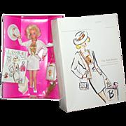 1993 Mint Condition Mattel City Style Barbie Classique w/ Original Box & Accessories