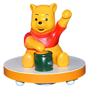 1960/70s Disney ~ Musical Winnie the Pooh Lamp